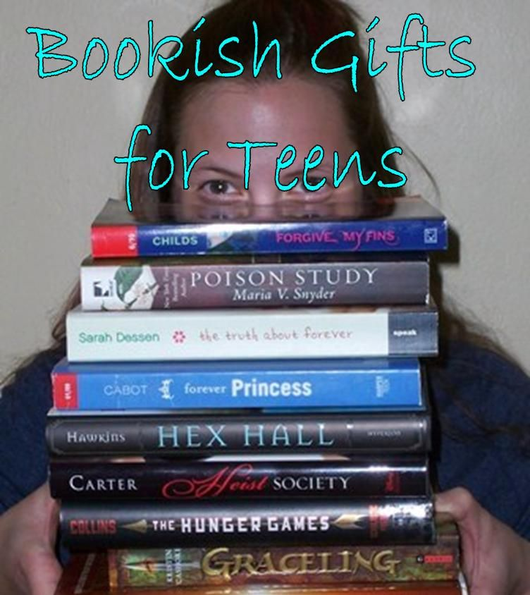Christmas books for teens are
