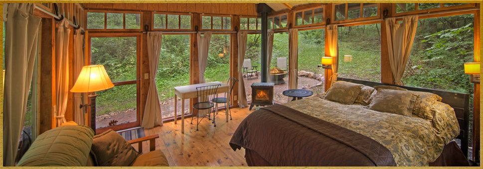 Glass House Wisconsin : Candlewood cabins glass house wisconsin honeymooning
