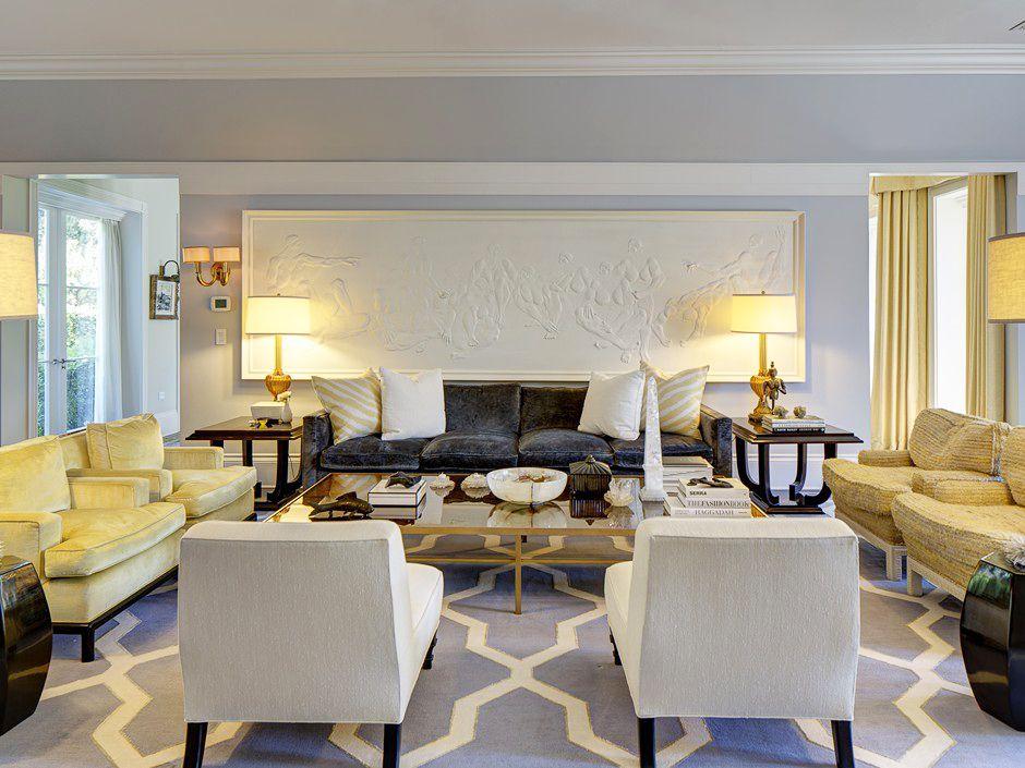 Home | Lovely Living Spaces | Kelly wearstler, Home decor
