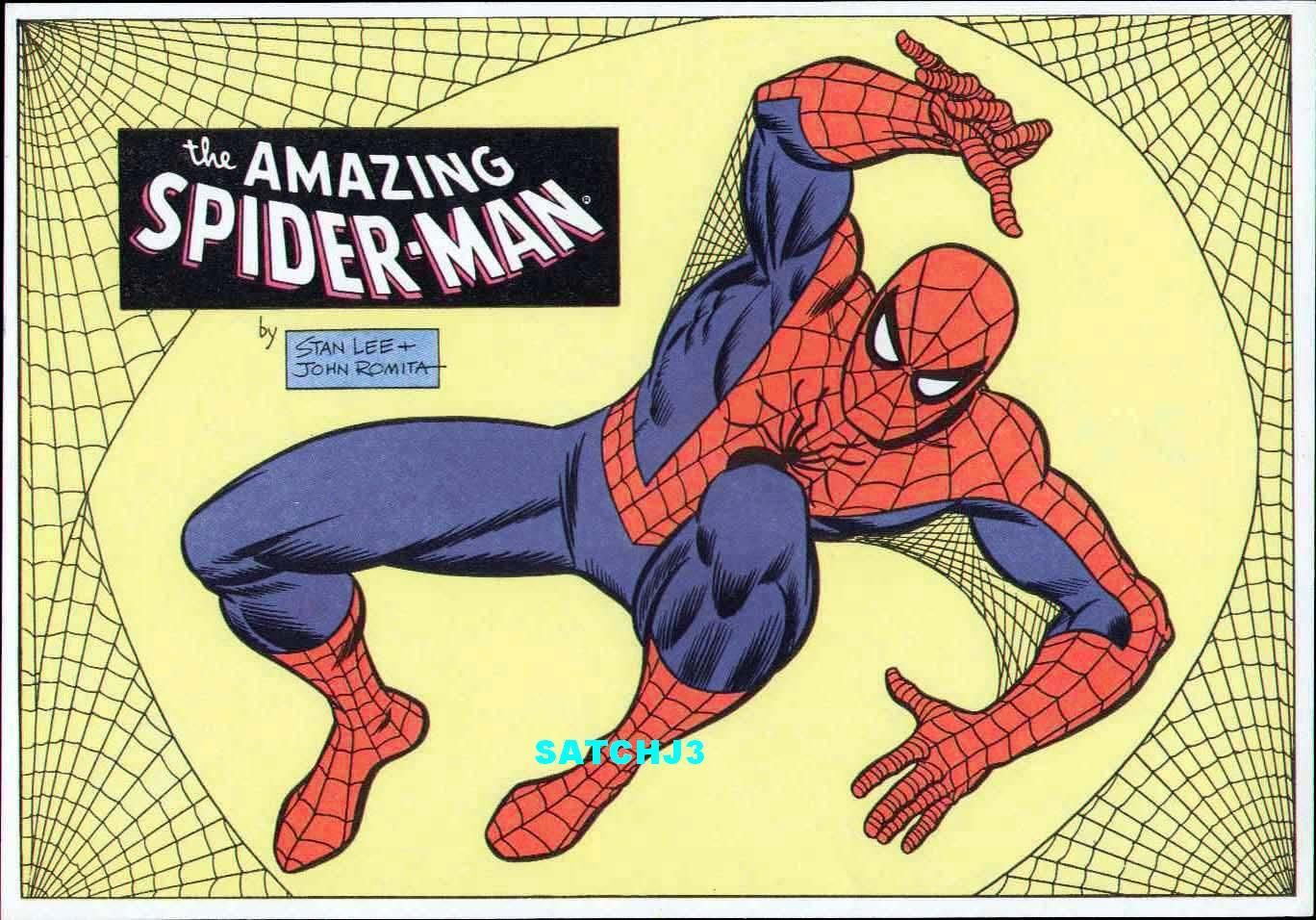 Vintage Spiderman Comic