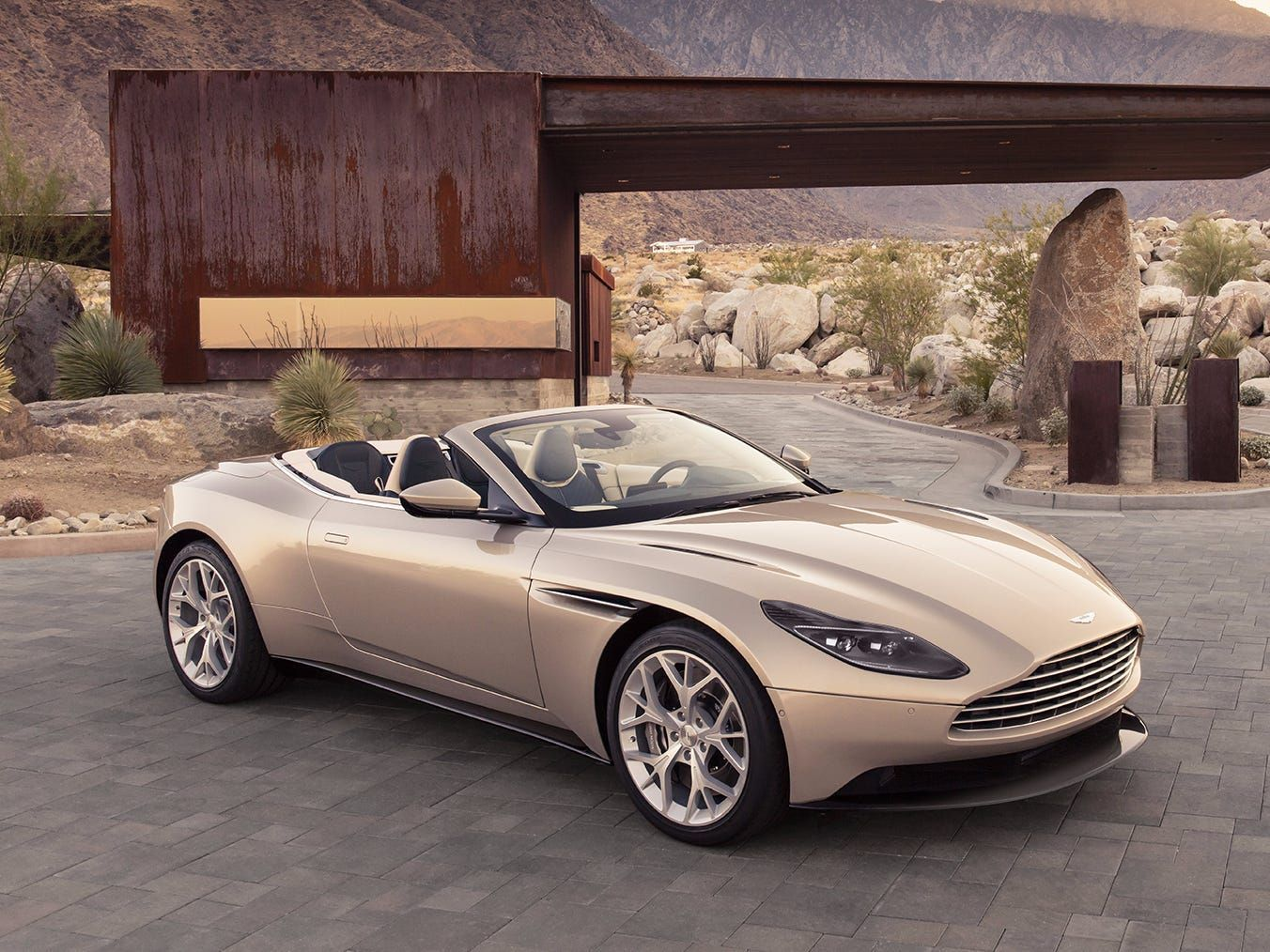 The Next Great Aston Martin Convertible Has Arrived In 2020 Aston Martin Convertible Aston Martin Db11 Sports Cars Luxury