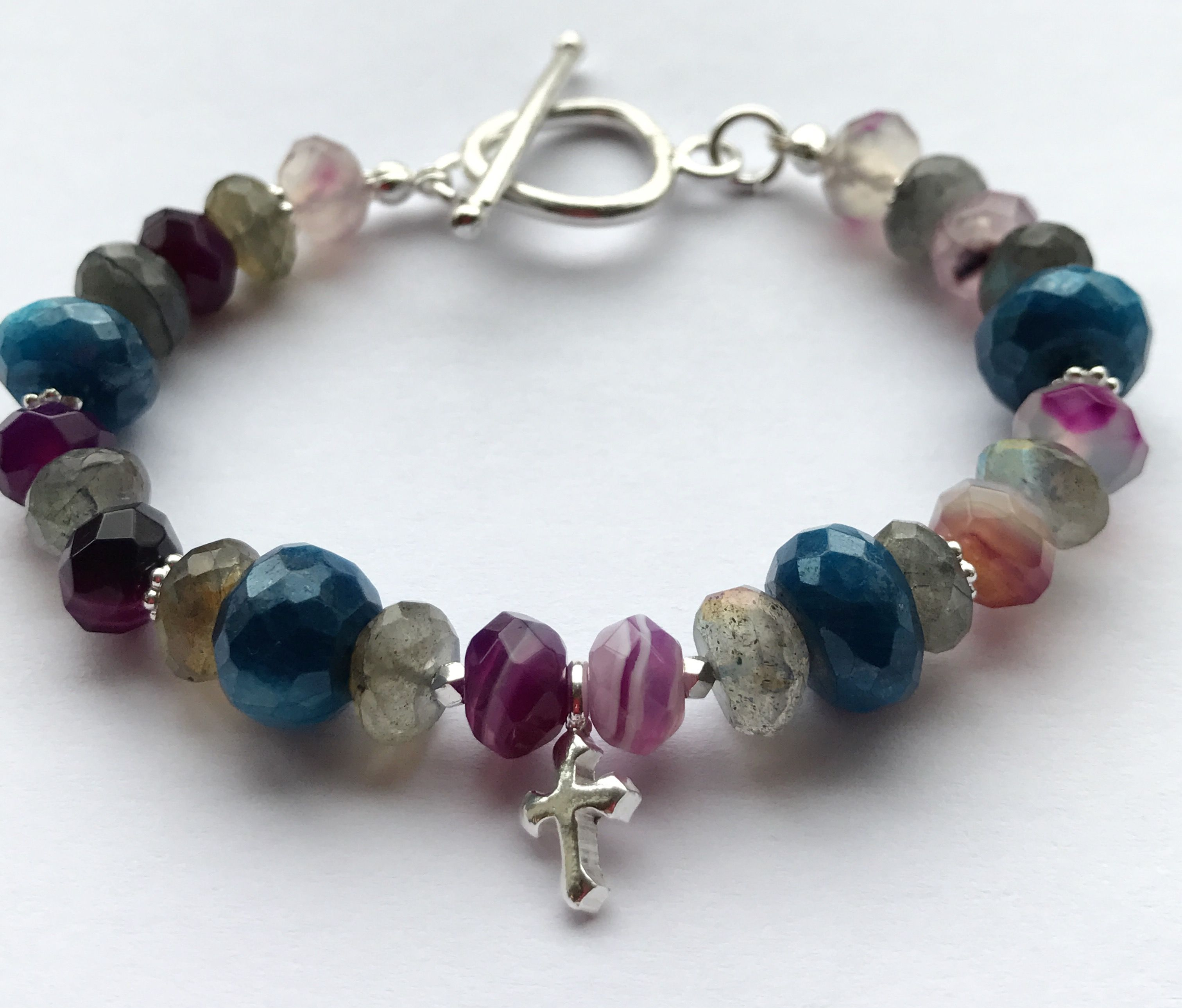 daylyn gemstone fluorite jewellery products bracelets