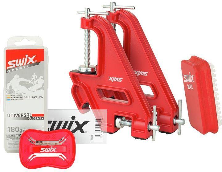 Swix deluxe alpine toolwax kit waxing kit tools alpine
