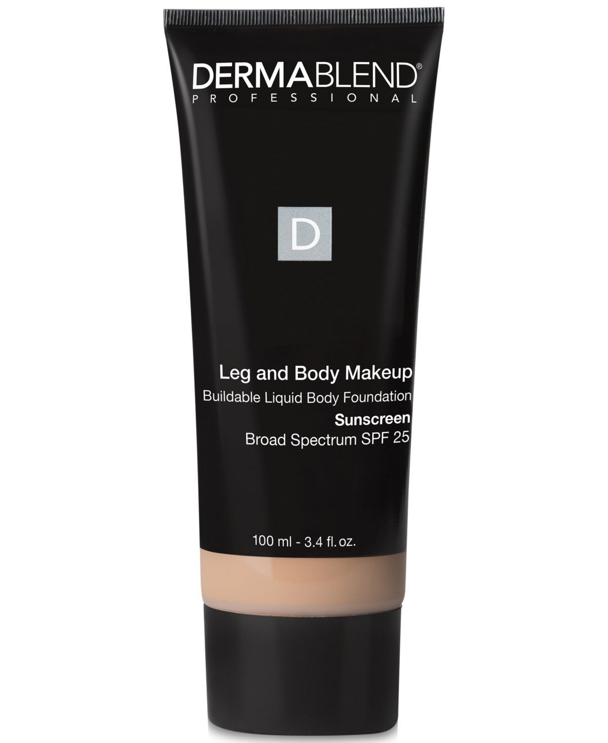 Dermablend Leg And Body Makeup 3 4 Fl Oz Fair Ivory N 1 Dermatologist Recommended Cover Body Makeup Body Foundation Dermablend