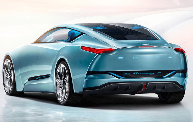 2020 Buick Riviera Exterior Buick Concept Cars Buick Riviera Buick