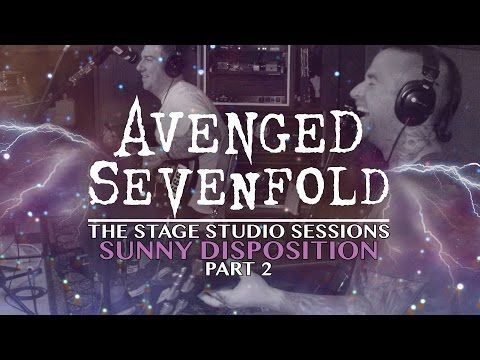Avenged Sevenfold The Stage Studio Sessions