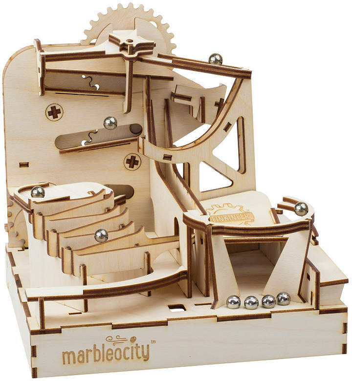 Marbleocity Skate Park Maker Kit Laser Cutter Ideas Skate Park Physics Concepts