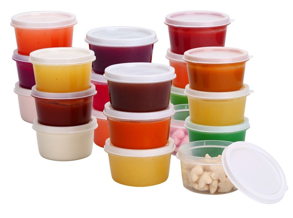 baby food storage containers walmart