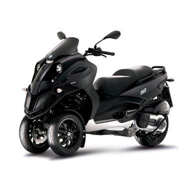 piaggio mp3 500 max speed 89 mph 55 mpg the front wheels lean with your turn to promote. Black Bedroom Furniture Sets. Home Design Ideas