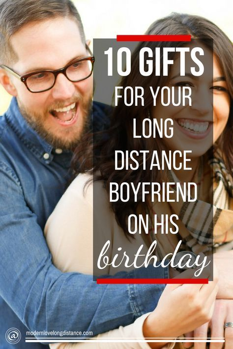 10 Fun Birthday Gifts To Surprise Your Long Distance