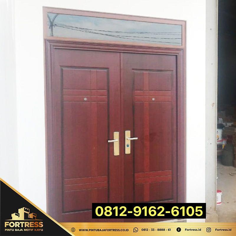 0812-9162-6105 (FORTRESS), Price of Pandeglang Steel Door …