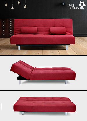 Get friendly with confined spaces and our awesome sofa bed collection!