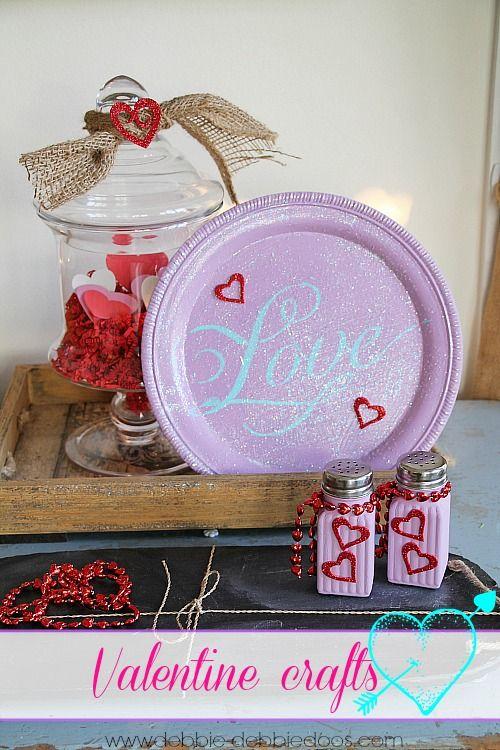 Easy Diy Dollar Tree Valentine Tray Bloggers Best Diy Ideas