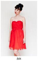 Chiffon Dress from Love Lane
