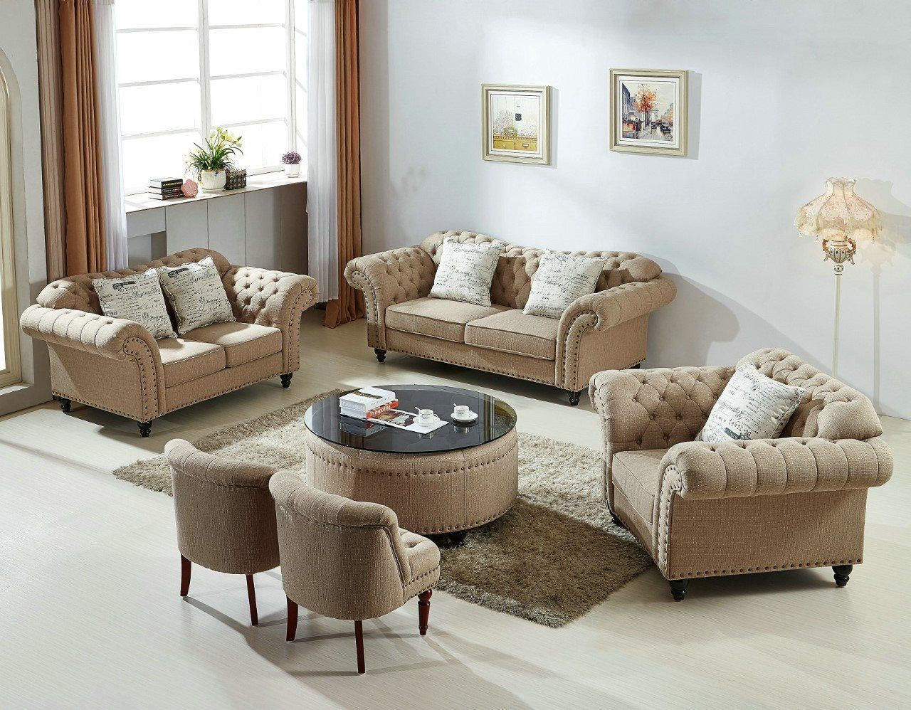 Norway Living Room Collection Living Room Sofa Sofa Set Classy