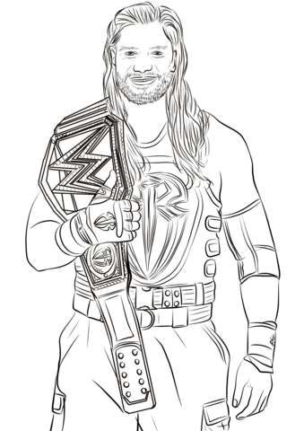 Wwe Coloring Pages Wwe Coloring Pages Coloring Pages Pokemon Coloring Pages