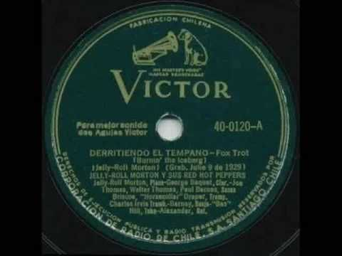 Jelly Roll Morton -1929- Burnin' the Iceberg