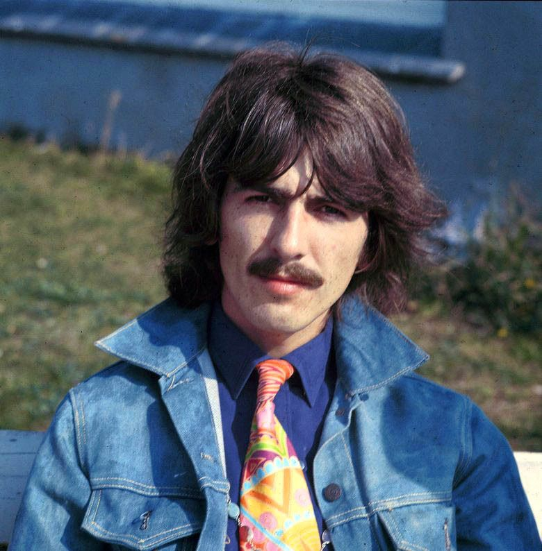 Soundsof71 George Harrison During Shooting Magical Mystery Tour September 12 1967 By