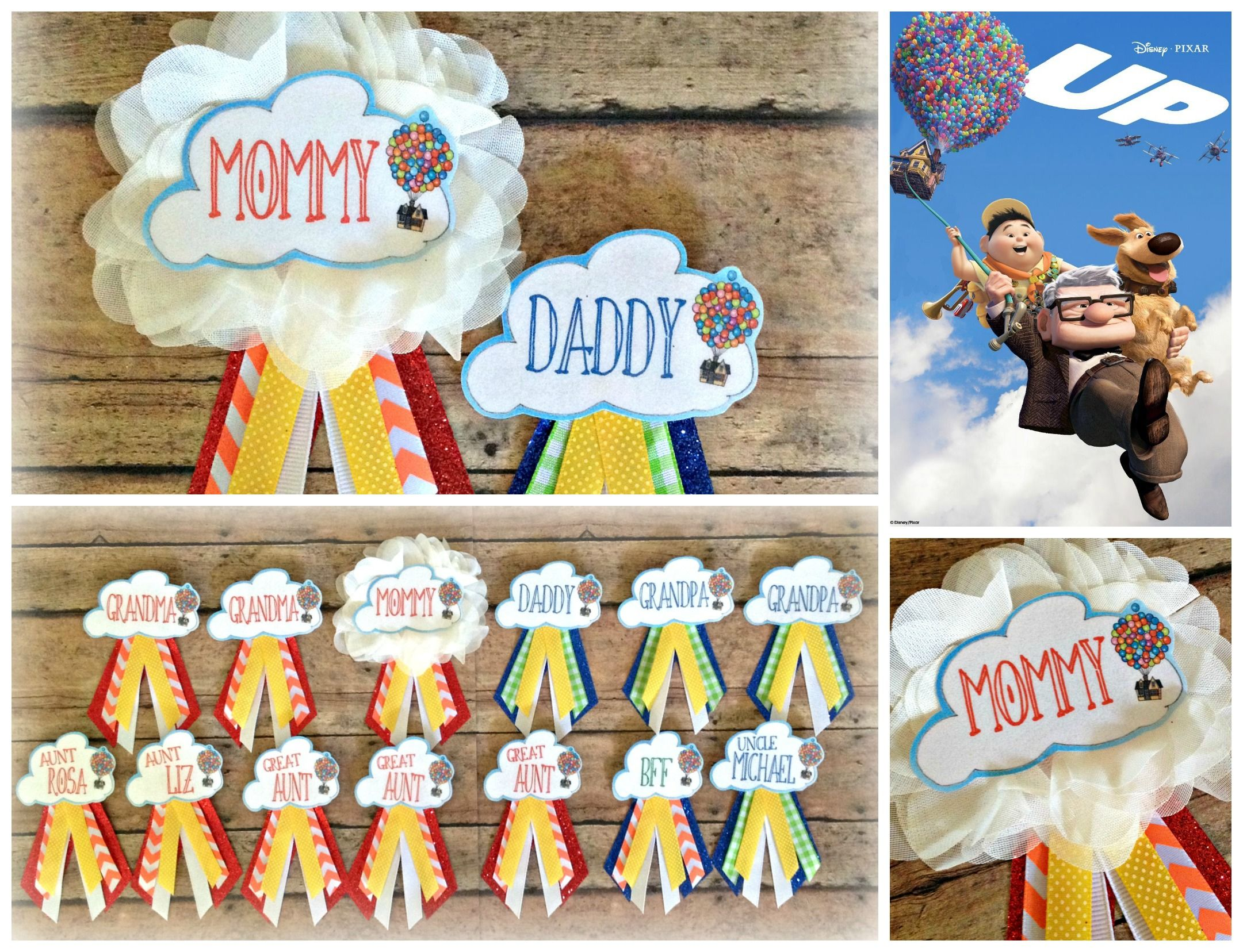 Disneys Up Themed Baby Shower Elliekattcollection