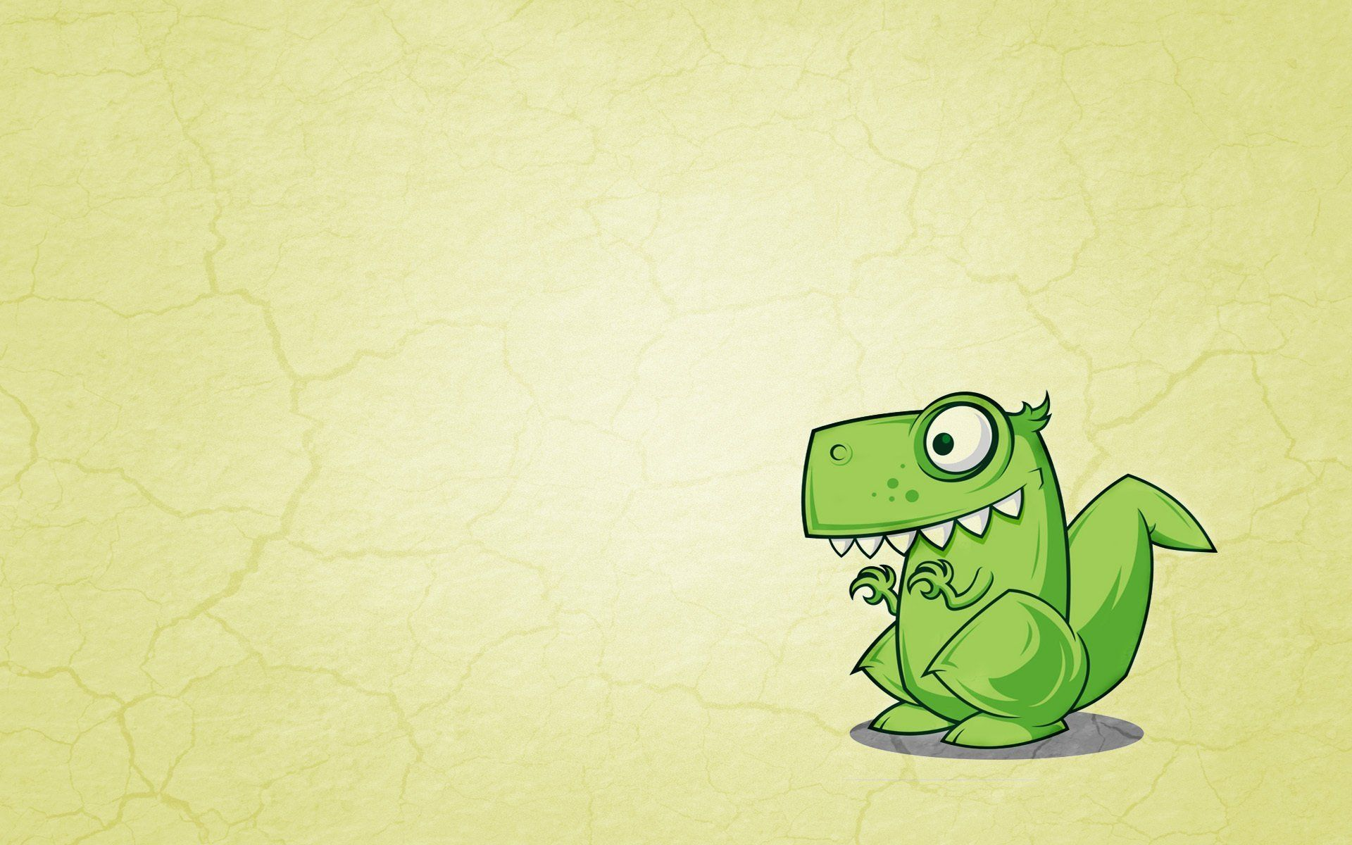 Image result for green dinosaur minimalist Cartoon