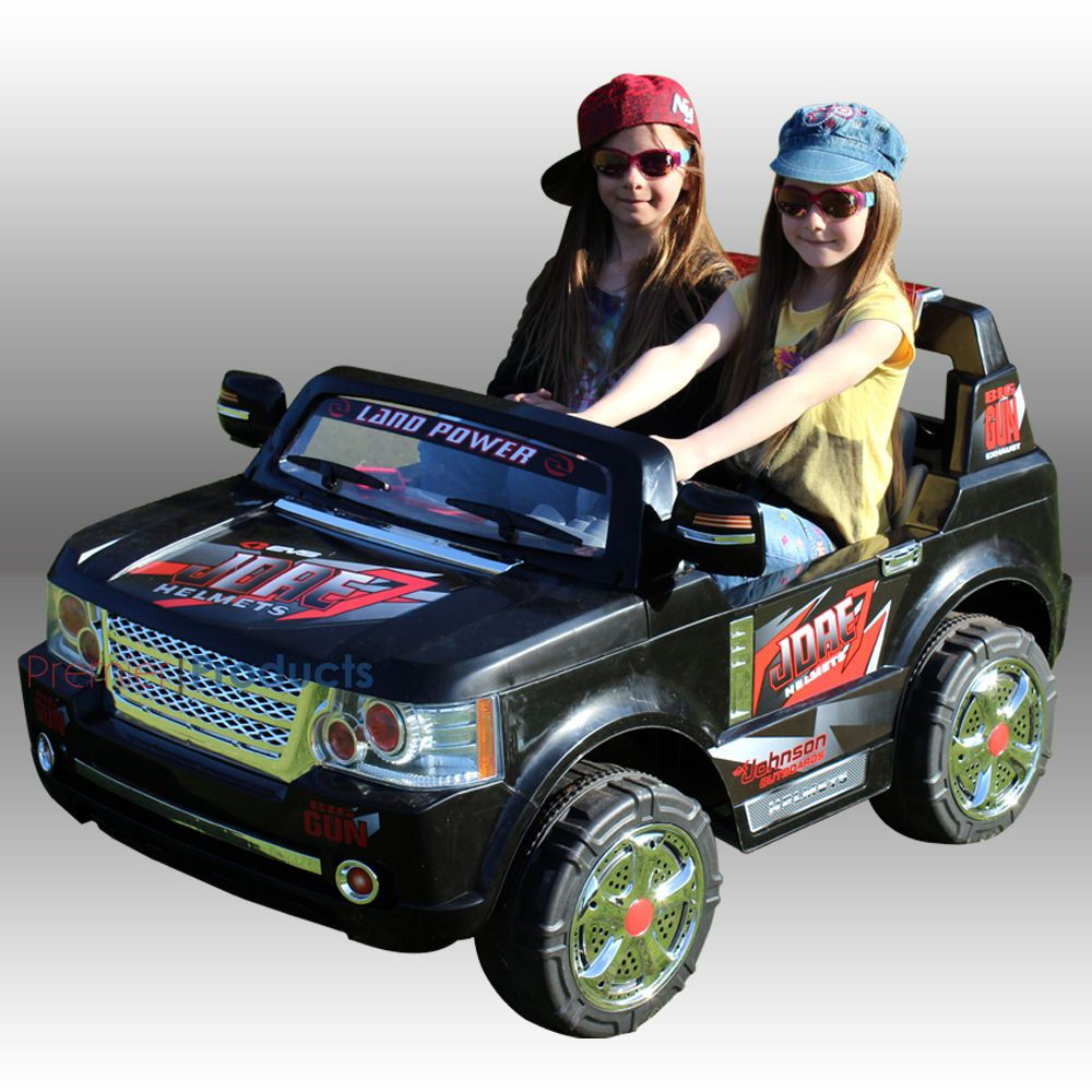 Kids Ride On Big Jeep Electric Childrens 24v Remote Control Toy Car
