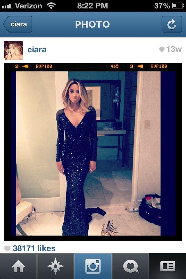 Ciara. Hair. Long bob. Shoulder / collar bone length.