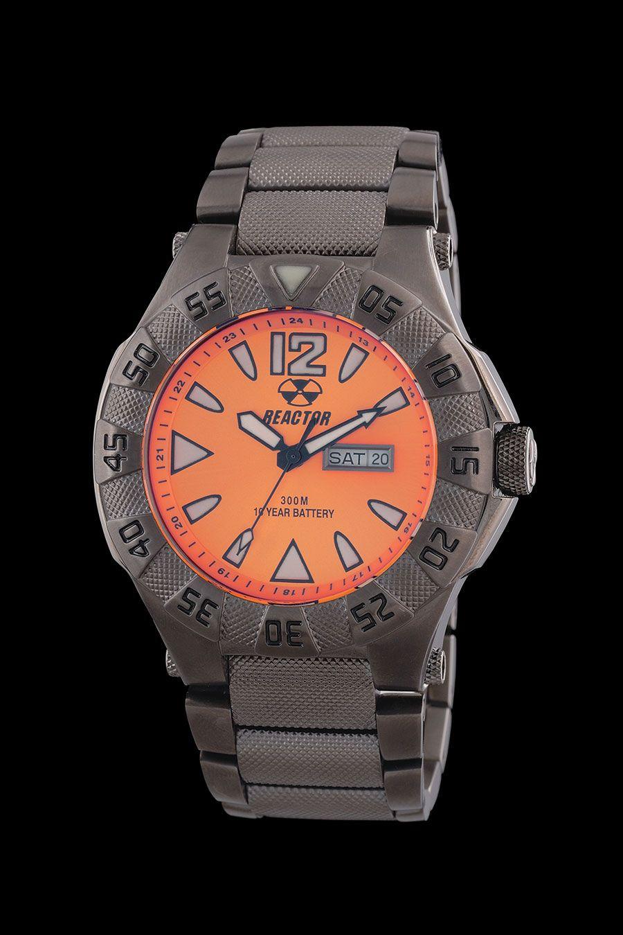 REACTOR 53608 GAMMA 500.00 Watches for men, Horology