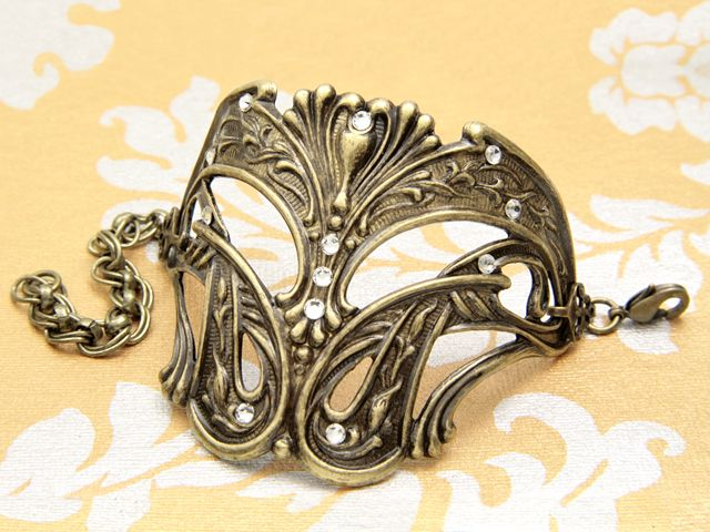 Iron Butterfly Bracelet