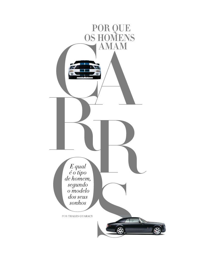 Design para a Revista A