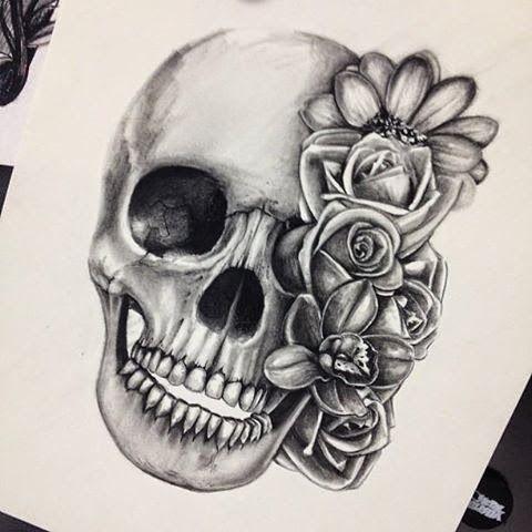 Tattoo & Ink: Desenho - Drawing