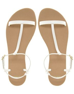 Simple sandals, Bridesmaid shoes