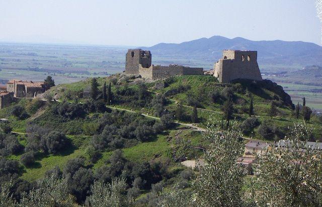 Il Castello di Montemassi - Foto Giovanna Murreddu