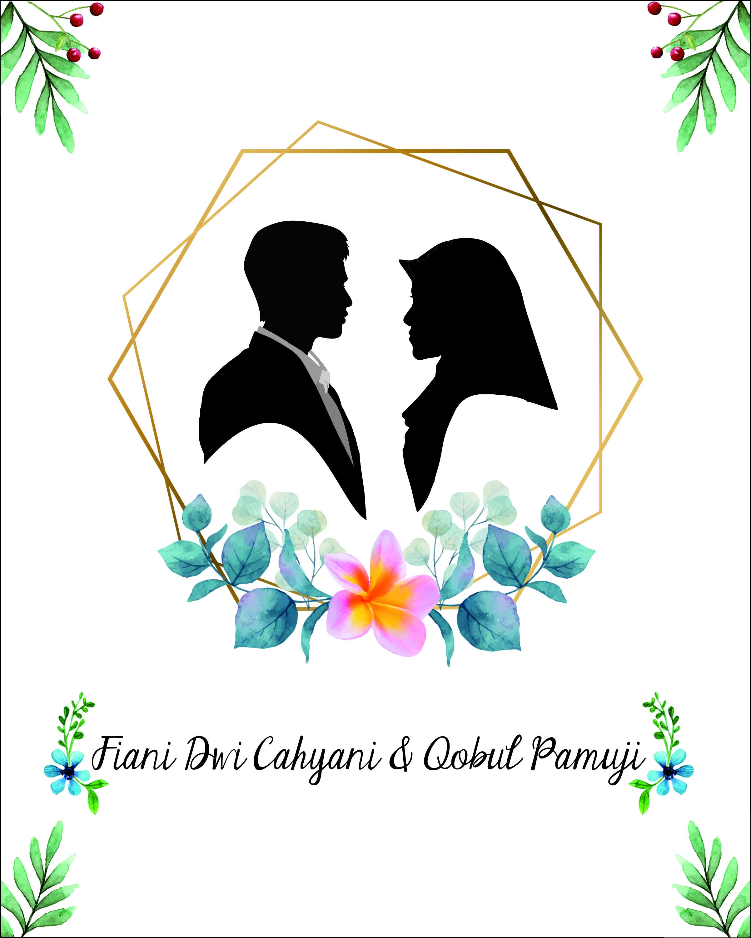 Pin Oleh Olic Id Di Animasi Wedding Kartu Pernikahan Gambar Pengantin Kartu