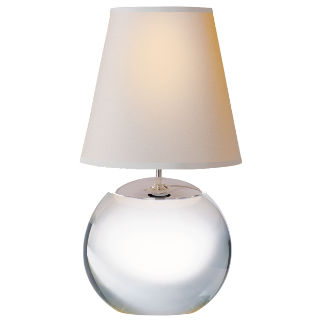 An all-time fave. Terri Large Round Table Lamp