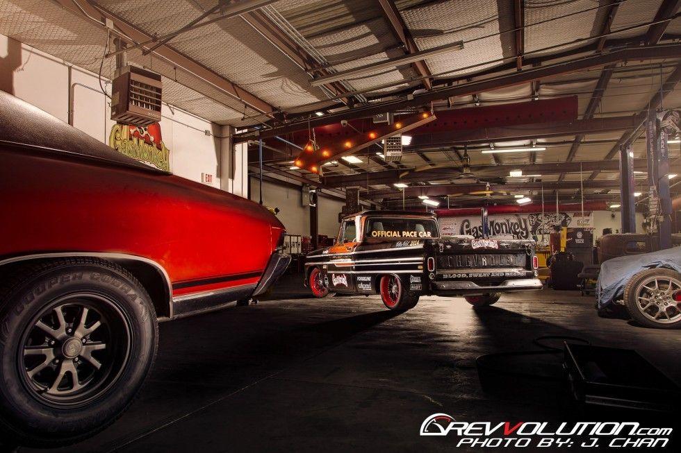 gas monkey garage trucks - photo #18