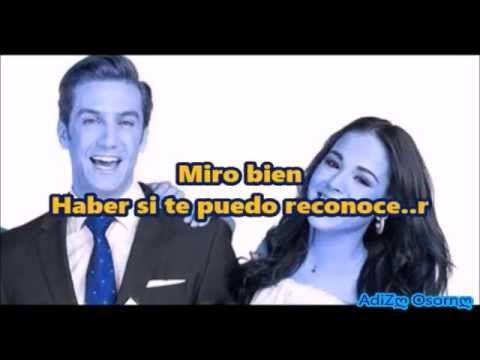 Danna Paola ft. Eugenio Siller Tema de la Telenovela ¿Quien es quien? co...