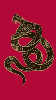 Snake Live Wallpaper Snake Wallpaper Snake Art Year Of The Snake