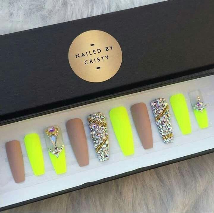 Pin by belledone italy on uñas | Pinterest | Nail nail, Nails ...