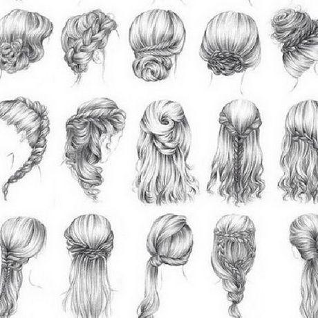 Schnelle Frisuren Für Schulterlanges Haar Haare Pinterest
