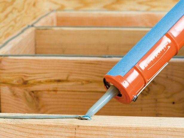 How To Lay A Subfloor Plywood Subfloor Flooring Home Repair