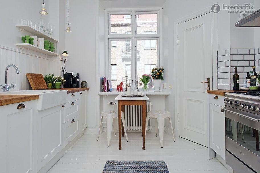 small square kitchen - Google Search | kitchen layout | Pinterest ...