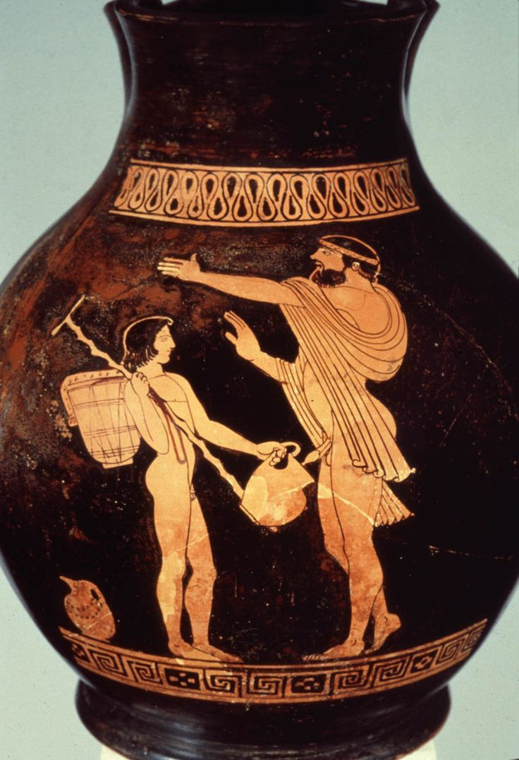 Greek Sex Party