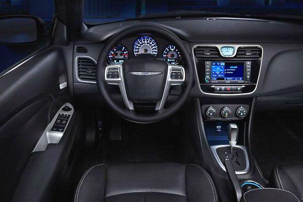 2013 Chrysler 200 Interior With Images Chrysler 200 Chrysler