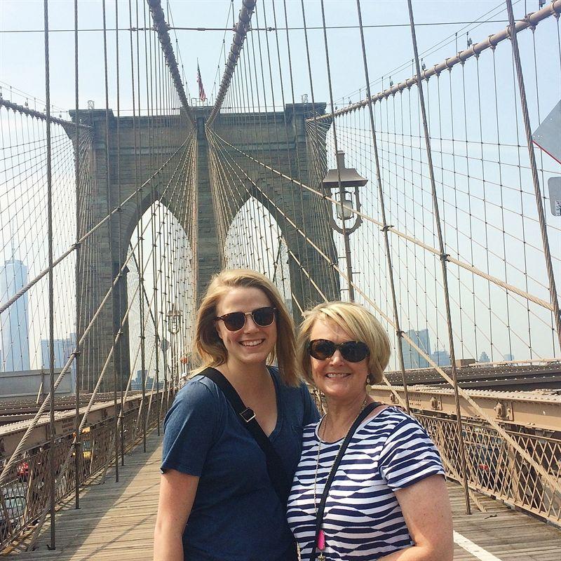 Walk across the Brooklyn Bridge!!!