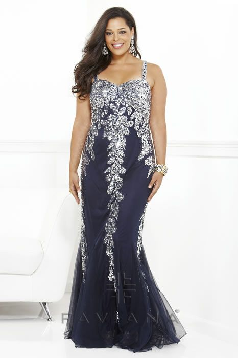 Faviana Dresses And Gowns For Prom Formal Evening Cocktail Plus Size