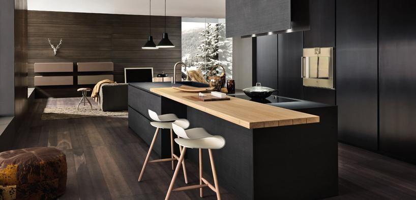 Cucine moderne bagni e living di design