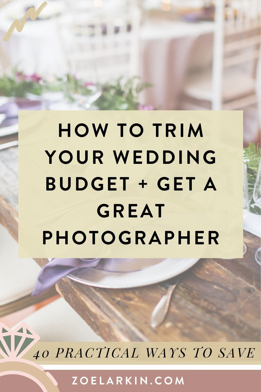 Pin On Save Money On Wedding Tips Tricks