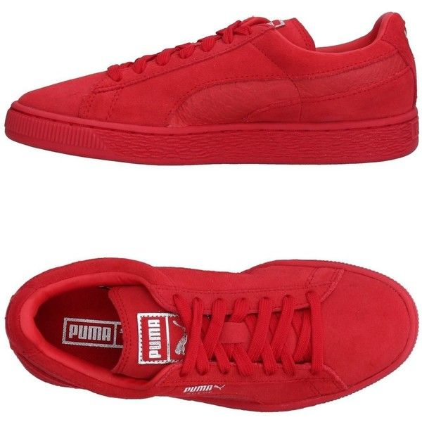 20684f0b7a50 Puma Low-tops   Sneakers ( 89) ❤ liked on Polyvore featuring shoes ...