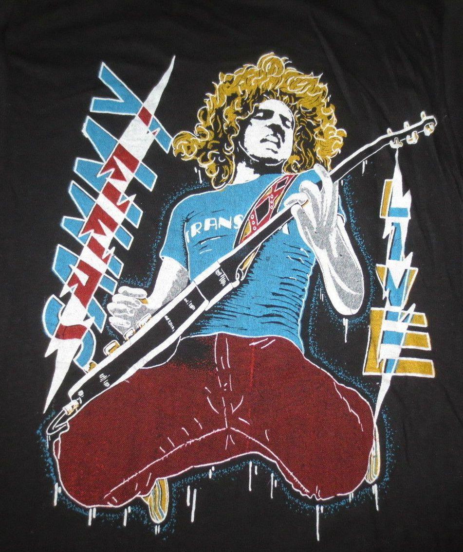 From The Wayback Machine Sammy Hagar Red Rocker Rock And Roll