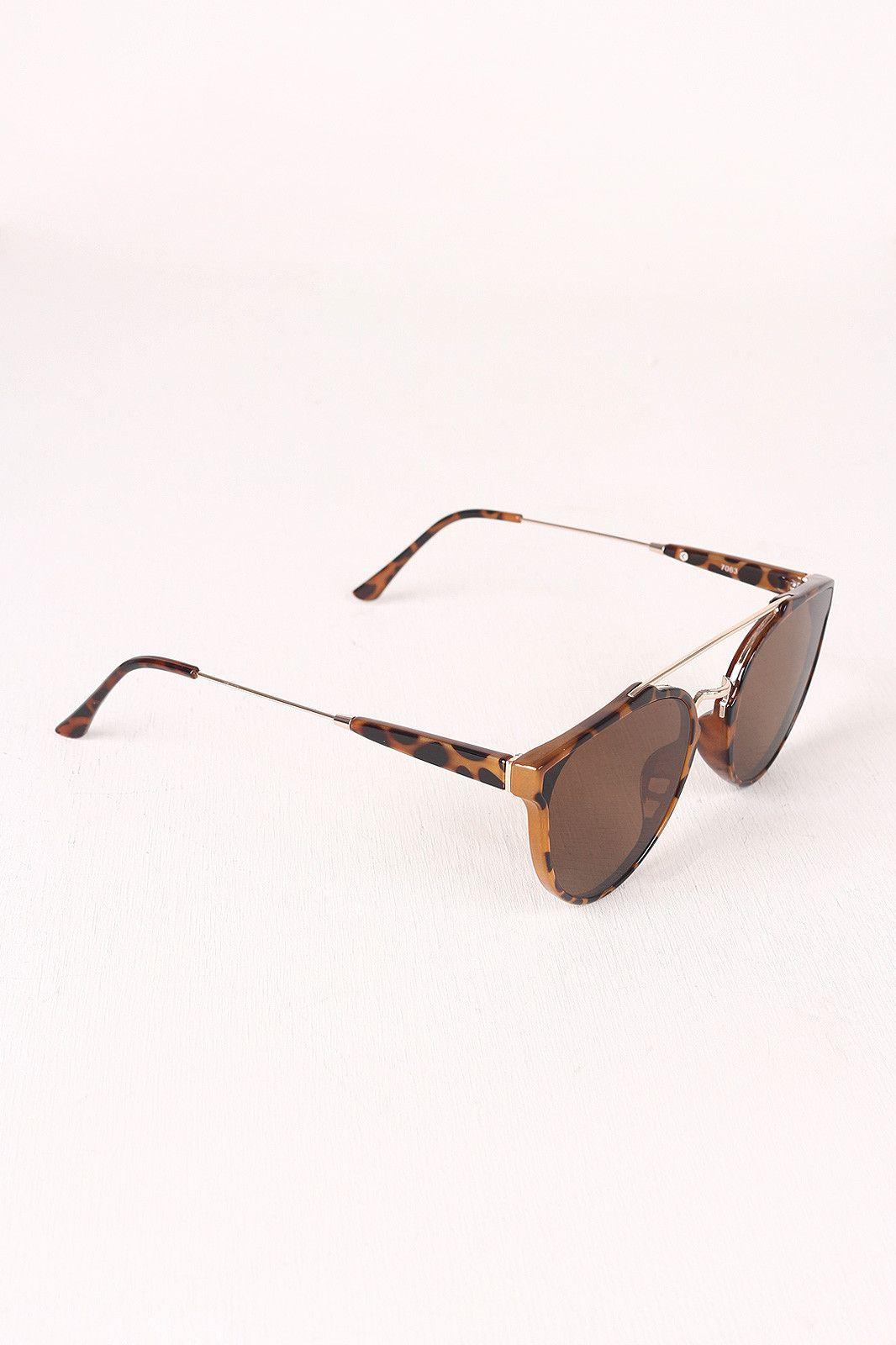 Keep It Shady Round Sunglasses